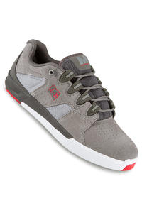 DC Maddo Nubuck Shoe (grey red)