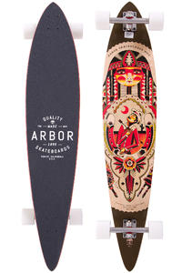"Arbor Timeless GT 46"" (116,8cm) Complete-Longboard 2015"
