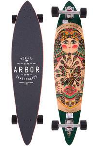 "Arbor Fish GT 39"" (99cm) Komplett-Longboard 2015"