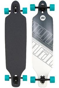 """Peng Mirror 38.5"""" (98cm) Komplett-Longboard (black white)"""