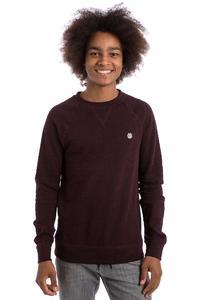 Element Meridian Sweatshirt (wine)