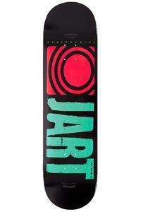 """Jart Skateboards Logo Basic SP15 8.375"""" Deck (black)"""