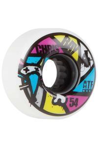 Bones ATFormula Ray Aperture 54mm Rollen (white) 4er Pack