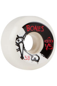 Bones STF-V5 Series II 53mm Rollen (white) 4er Pack