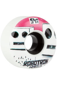 Robotron Photocopy 54mm Rollen (white) 4er Pack