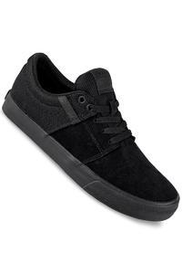 Supra Stacks Shoe (black black black)