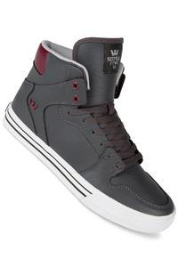 Supra Vaider Shoe (charcoal port white)