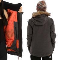 Roxy Grove Snowboard Jacket women (anthracite)