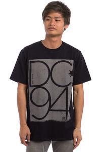 DC Agent Texture T-Shirt (black)