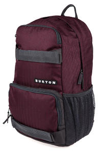Burton Treble Yell Backpack 21L (zinfandel heringbone)