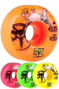 Bones STF Party Pack II 52mm Rollen (multi) 4er Pack