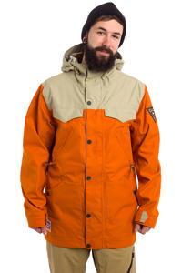 Burton Folsom Snowboard Jacke (maui sunset greygreen)