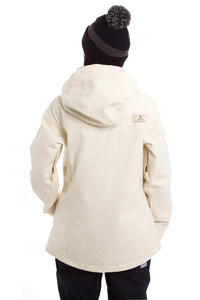 Burton Jet Set Snowboard Jacket women (canvas color slub)