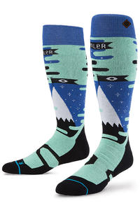 Stance North Poler Merino Socken US 5-13 (mint)