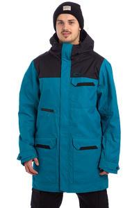 Oakley El Cap Biozone Shell Snowboard Jacke (aurora blue)