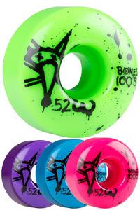Bones 100's-OG #11-Party-Pack 52mm Rollen (multi) 4er Pack