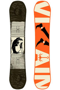 Salomon The Villain 158cm Wide Snowboard 2015/16
