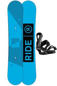 Ride Agenda 159cm / LX M Snowboardset 2015/16