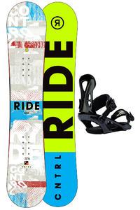 Ride Control 157cm Wide / LX L Snowboardset 2015/16