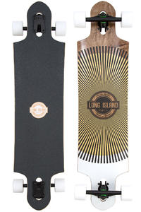 "Long Island Shine 39.8"" (101cm) Complete-Longboard"