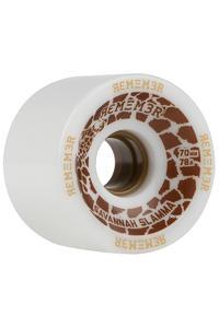 Remember Savannah Slamma 70mm 78A Wheel (white) 4 Pack