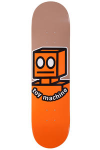 "Toy Machine Robot 2015 8"" Deck (orange beige)"
