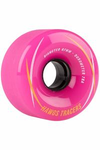 Hawgs Tracer 67mm 78A Rollen (pink) 4er Pack