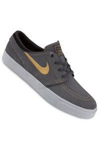 Nike SB Zoom Stefan Janoski Shoe (anthracite metallic gold)