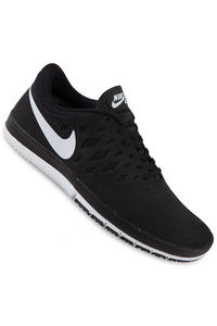 Nike SB Free Shoe (black white)