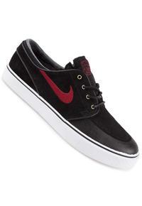 Nike SB Zoom Stefan Janoski Premium SE Schuh (black team red)