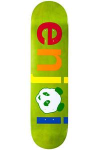 "Enjoi Spectrum No Brainer 7.75"" Deck (green)"
