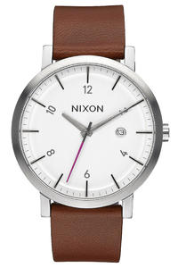 Nixon The Rollo Uhr (white chestnut)