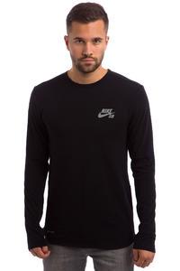 Nike SB Skyline Dri-FIT Cool Longsleeve (black reflective silver)