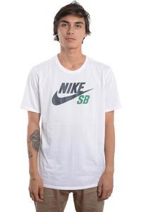 Nike SB Icon Reflective T-Shirt (white seaweed)