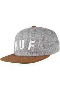 HUF Shortstop 6 Panel Cap (grey)