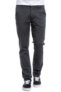 KR3W K Slim Chino Hose (heather grey)