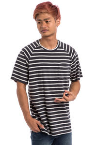 KR3W Punx T-Shirt (dark navy stripe)
