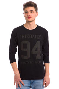 Iriedaily My 94 Foam 3/4 Longsleeve (black)