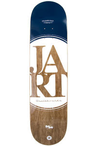 "Jart Skateboards Wood 8"" Deck (multi)"