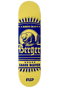 "Flip Berger Two Tone 8"" Deck (yellow blue)"