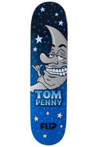 "Flip Penny Lunar 7.75"" Deck (blue)"
