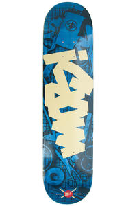 "MOB Skateboards Tape Desk 7.5"" Deck (blue)"