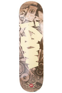 "MOB Skateboards Tape Desk 8.25"" Deck (wood)"