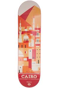 "Fabric Skateboards Travel Series Cairo 8"" Deck"