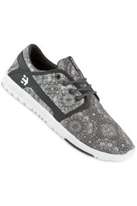 Etnies Scout Shoe (dark grey white)