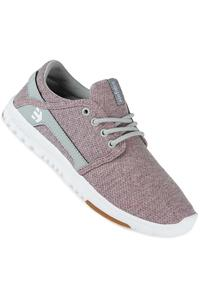 Etnies Scout Shoe women (pink white grey)