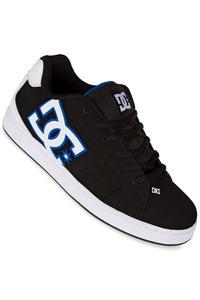 DC Net Schuh (black white blue)