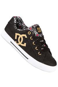 DC Chelsea x TR Shoe women (black print)