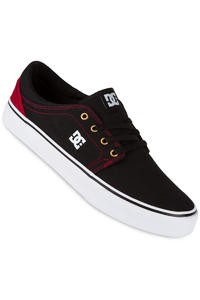 DC Trase TX Shoe (black red)