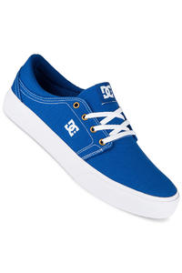 DC Trase TX Shoe (blue white)